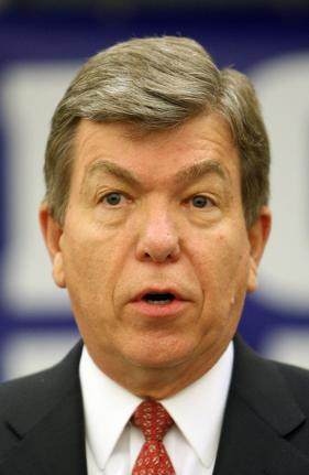 Rep. Blunt (R-MO) announces his intensions to run for U.S. Senate