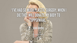 Plastic Surgery Quotes Body
