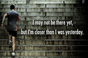 Motivation to Move Forward !