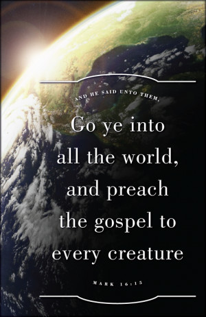 lds missionary scripture quotes