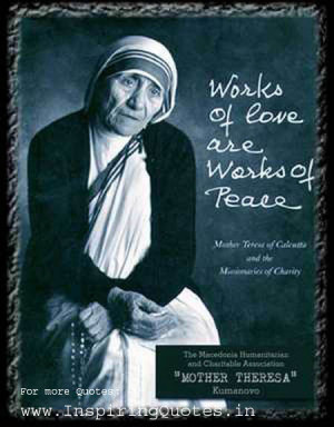Mother Teresa Thoughts Images Wallpapers Photos Download (3)