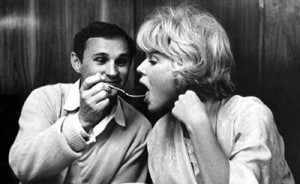 Doris Day and Norman Jewison in The Thrill of It All (1963)