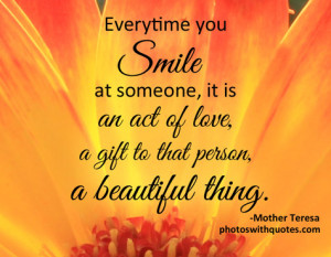 Mother Teresa Quotes on Pictures and Images