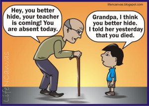 Grandfather And Granddaughter Quotes