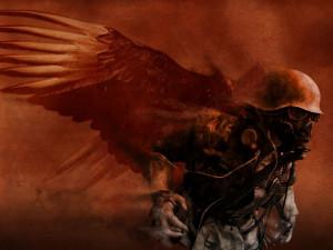 Para descargar este fondo de pantalla de El angel de la muerte gratis ...