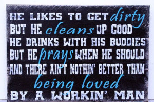 Country Western Love Quotes Pistol annies quote pallet sign ...
