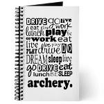 Archery Gift Journal
