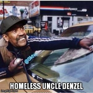 homeless uncle denzel save to folder memes uncle denzel homeless jokes ...