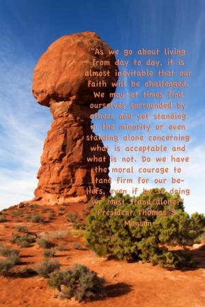 President Thomas S. Monson~ #LDSQuotes #MormonLink.com # ...
