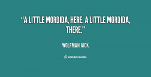 Wolfman Jack Quotes