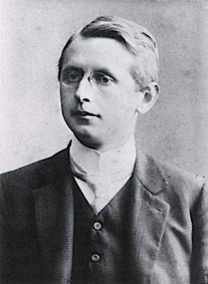Young Picture of Hermann Weyl