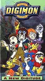 Digimon Vol. 6: A New Digitude