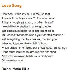 Rilke More