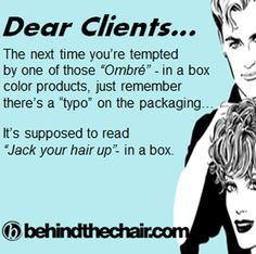 Hair stylist quotes | Hair Stylist quotes! (lol)