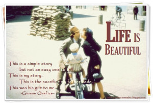 LIFE IS BEAUTIFUL [1998]