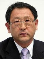 ... of founder Kiichiro Toyoda. He is the eldest son of Shoichiro Toyoda