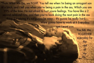 The Notebook Sayings Notebook quote.