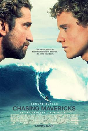 chasing mavericks1 Chasing Mavericks : Le film de surf à aller voir ...