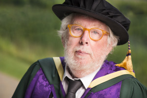 Harrison Birtwistle at the ceremony