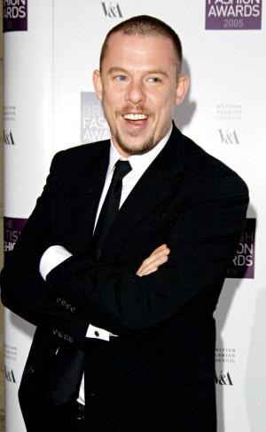 Born: Lee Alexander McQueen