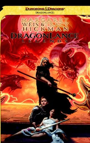 """Start by marking """"Dragonlance Legends"""" as Want to Read:"""