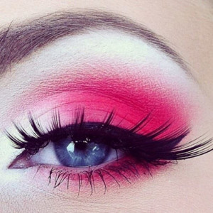 Favim.com-makeup-eye-makeup-eyes-glam-fashion-mode-nails-manicure ...