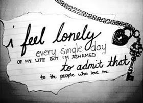 Being Lonely Quotes & Sayings