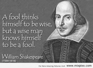 25 Famous Quotes Of William Shakespeare