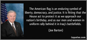 The American flag is an enduring symbol of liberty, democracy, and ...