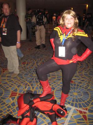 Cosplay Week: Captain Marvel