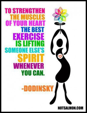 Motivational Quote by Dodinsky