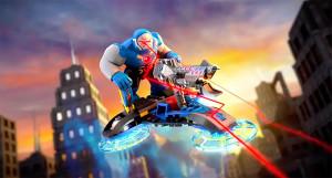 Une vid o pour le set LEGO Darkseid Invasion