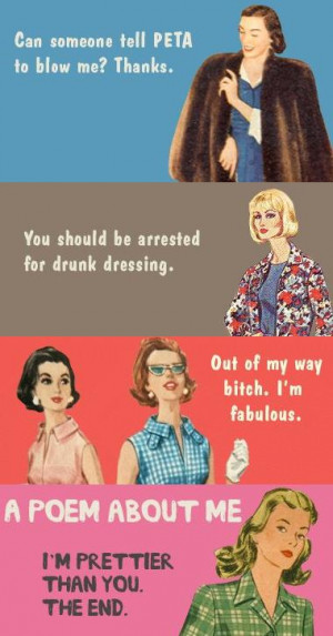 Blunt cards....and their funny sayings:D