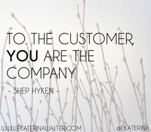 ... employees who love the brand they work for having adoring employee