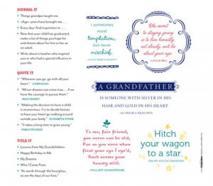 grandchildren quotes for scrapbooking