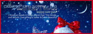 FB Merry Xmas Facebook Covers and Quotes Happy Holidays Wishes FB New ...