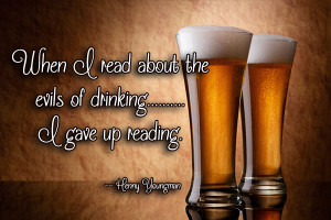 Friday Beer Quotes International beer day