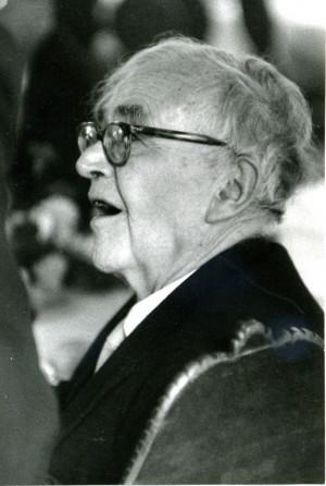 Karl Barth (Old Age), source: kbarth.org