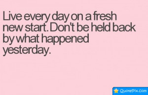 fresh start in love quotes