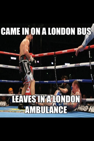 Funny george groves knocked out pictures jokes and memes 2 600x900 ...
