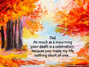 Celebration of Life Death Quotes