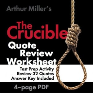 arthur millers the crucible as a game of chess When arthur miller first visited his country cousins in brooklyn in the early 1920s, midwood was not just a neighborhood, it was a description  rabbits and other small game there were muddy .