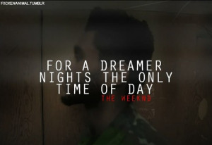 Related Pictures The Weeknd Lyric Quotes Tumblr