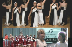 We love CHEER competitions and DANCE Recitals - good for the judges ...