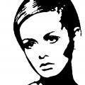 Twiggy Stencil Sketchbagz