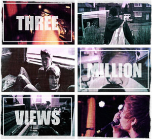 ... hemmings, michael, michael clifford, heartbreak girl, 3 million views