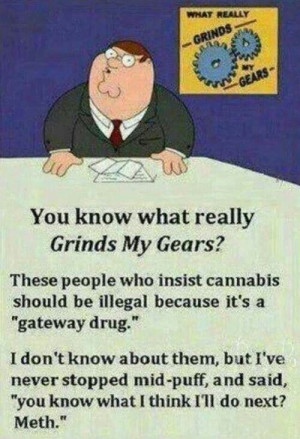 Family Guy-What Grinds my Gears