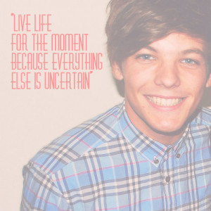 One Direction Quotes Louis