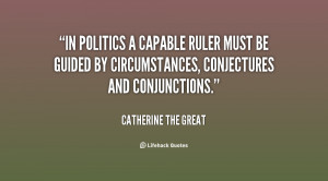 Quotes About Catherine The Great