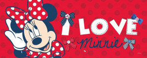 Minnie Mouse Quotes Disney minnie mouse: i love